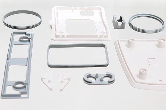 gasket seals out of silicone